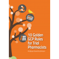e-book 10 Golden GCP Rules for Pharmacists