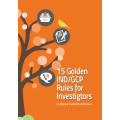 15 Golden IND/GCP Rules for Investigators