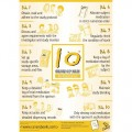10 Golden GCP Rules for Pharmacists - Poster