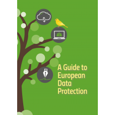 A Guide to European Data Protection Book