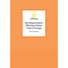 e-book Key Requirements affecting Clinical Trials In Europe 5th Edition