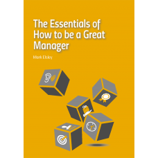 e-book The Essentials of How to be a Great Manager