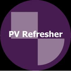 PV Refresher
